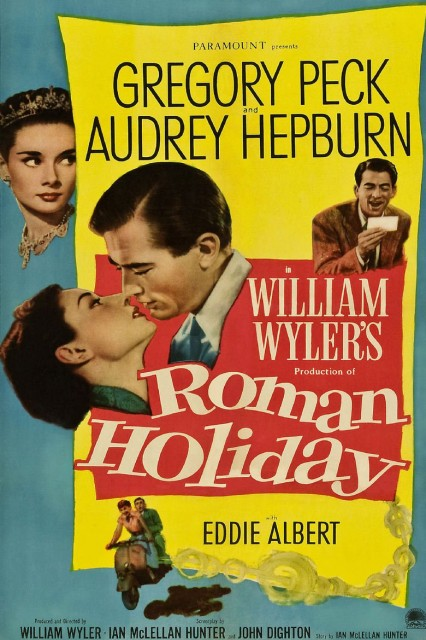 Roma Tatili – Roman Holiday (1953)