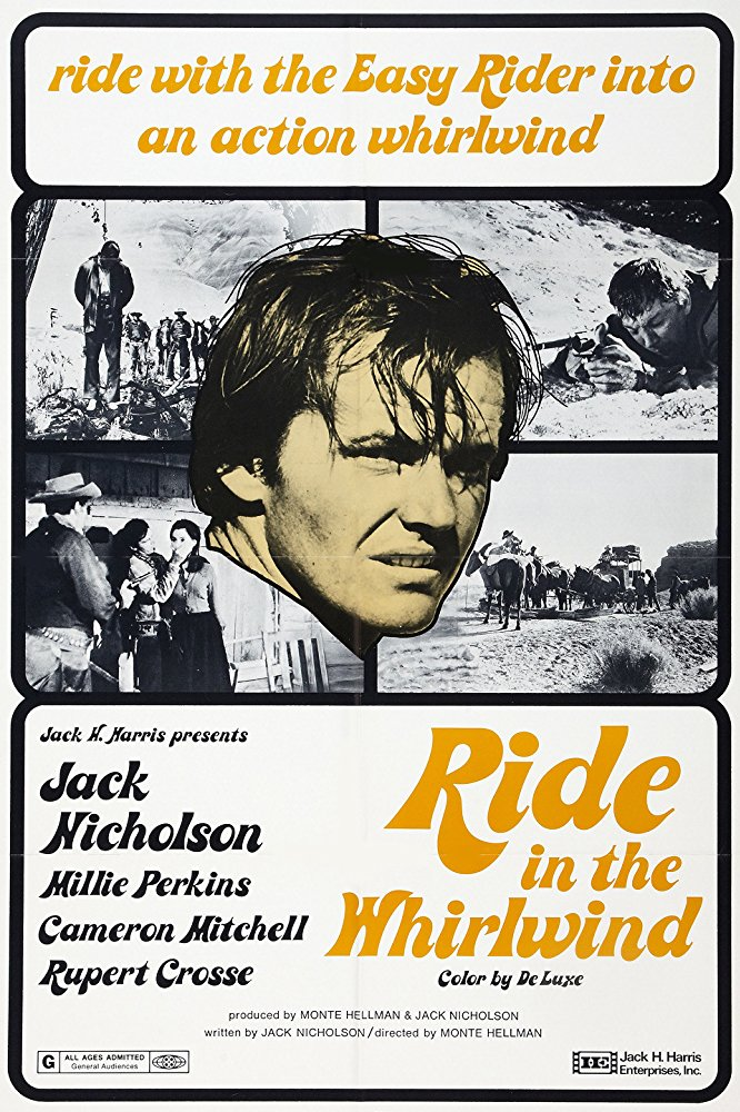 Kasırga Kovboyları – Ride in the Whirlwind (1966)