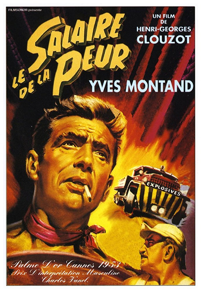 Dehşet Yolcuları – The Wages Of Fear (1953)