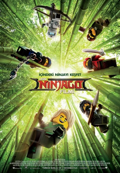 Lego Ninjago Filmi – The Lego Ninjago Movie (2017)