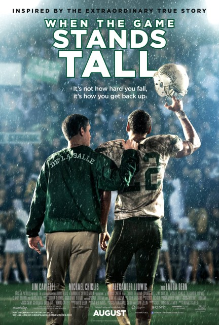 Yenilmez Şampiyon – When the Game Stands Tall (2014)