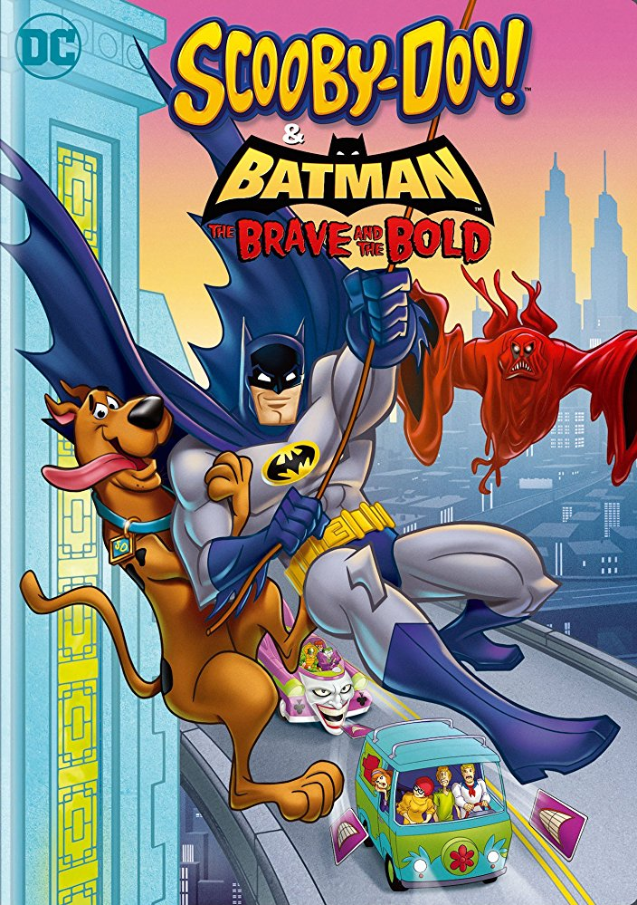 Scooby-Doo ve Batman: Cesur ve Obur (2018)