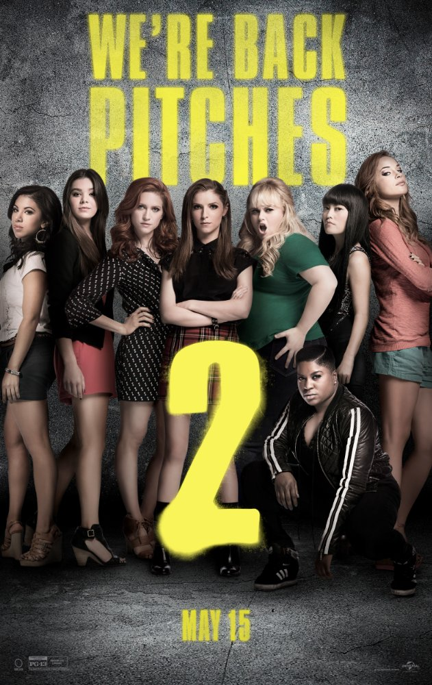Mükemmel Uyum 2 – Pitch Perfect 2 (2015)