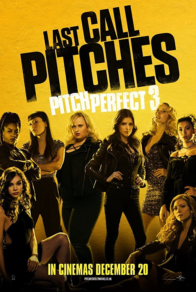 Mükemmel Uyum 3 – Pitch Perfect 3 (2017)