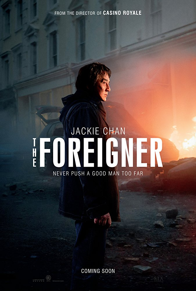 İntikam – The Foreigner (2017)
