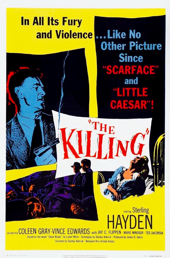 Son Darbe – The Killing (1956)