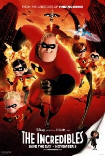 İnanılmaz Aile – The Incredibles (2004)