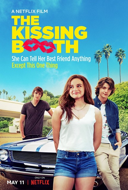 Delidolu – The Kissing Booth (2018)