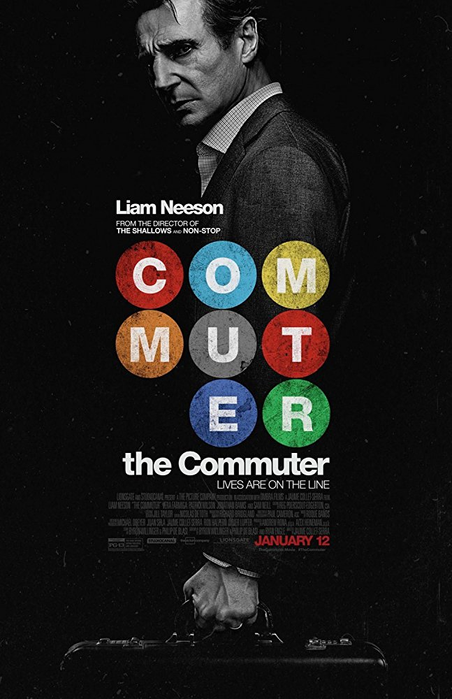 Yolcu – The Commuter (2018)