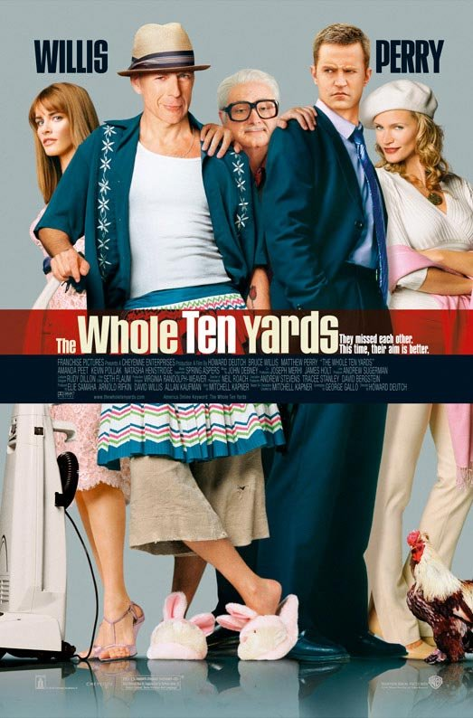 Katil Komşum Geri Döndü – The Whole Ten Yards (2004)
