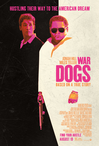 Vurguncular – War Dogs (2016)