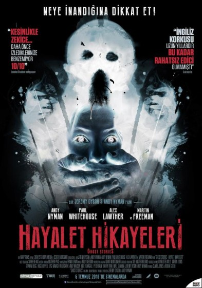 Hayalet Hikâyeleri – Ghost Stories (2017)
