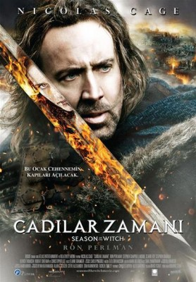 Cadılar Zamanı – Season Of The Witch (2011)