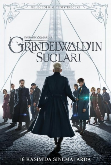 Fantastik Canavarlar: Grindelwald'ın Suçları – Fantastic Beasts: The Crimes of Grindelwald (2018)