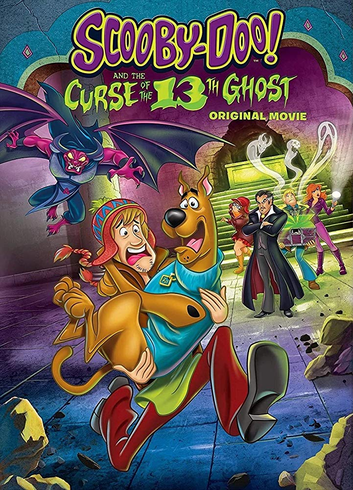 Scooby-Doo! ve 13. Hayaletin Laneti - Scooby-Doo! and the Curse of the 13th Ghost (2019)