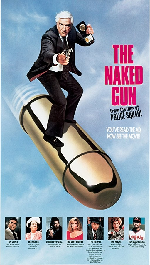 Çıplak Silah - The Naked Gun: From the Files of Police Squad! (1988)