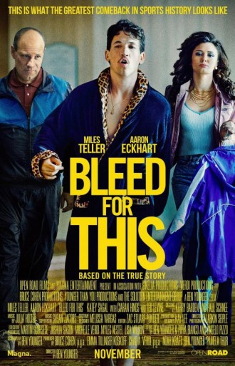 Zaferin Bedeli – Bleed for This (2016)