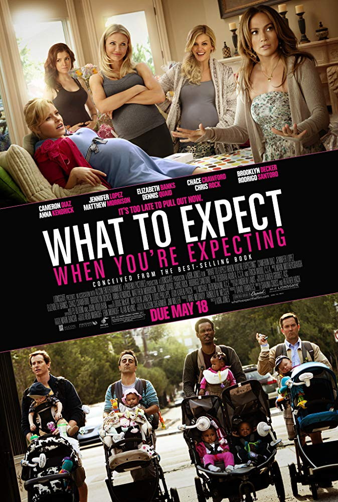 Dikkat Bebek Var – What To Expect When You're Expecting (2012)