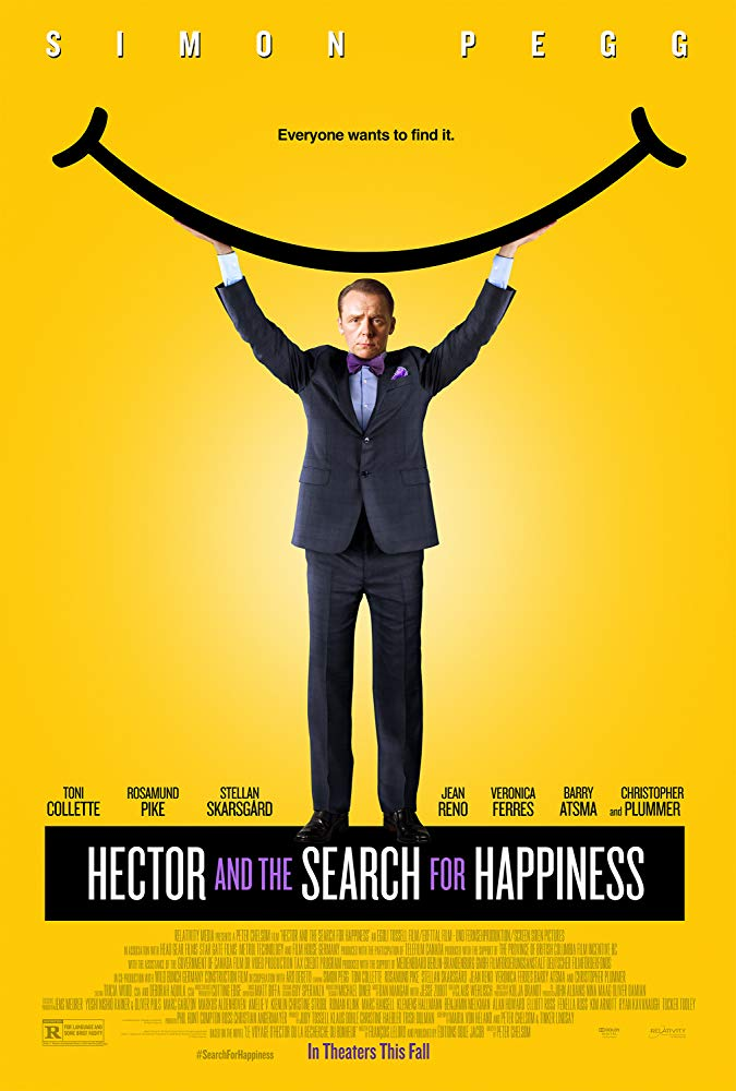 Hector'un Mutluluk Arayışı – Hector and the Search for Happiness (2014)