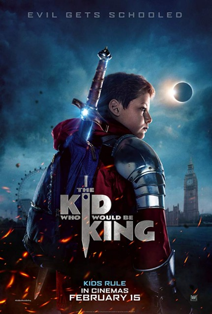 Kral Olacak Çocuk – The Kid Who Would Be King (2019)