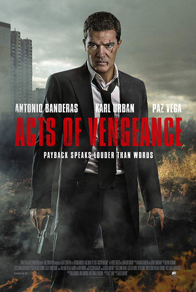 Sessizlik Yemini – Acts of Vengeance (2017)