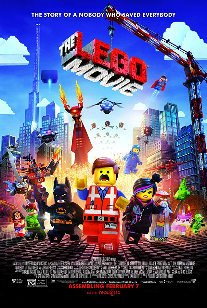 Lego Filmi – The Lego Movie (2014)