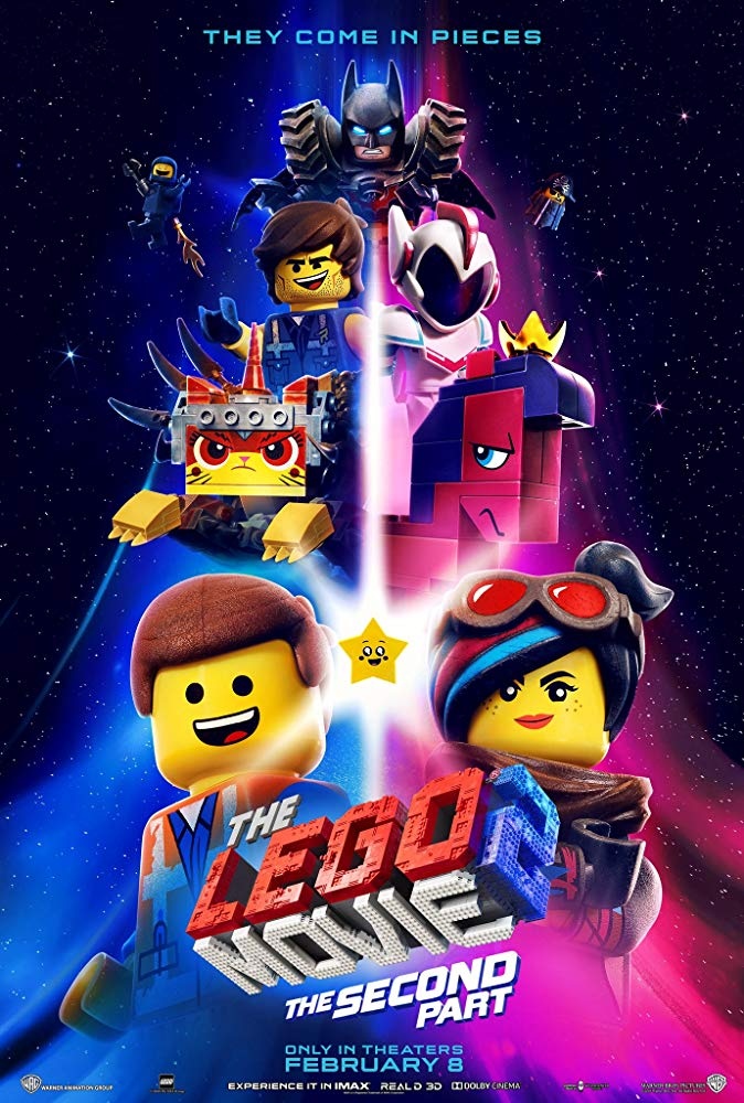 Lego Filmi 2 – The Lego Movie 2 (2019)