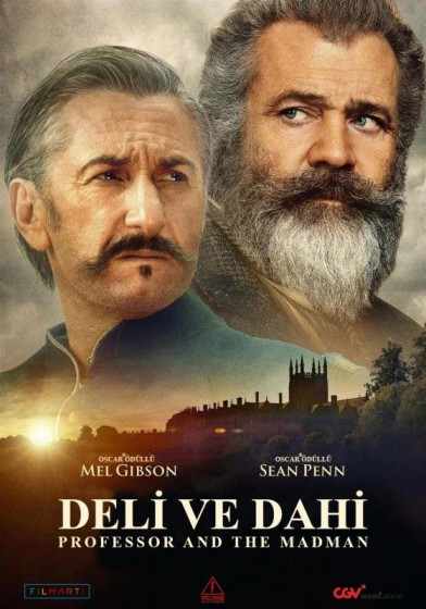 Deli ve Dahi – The Professor and the Madman (2019)
