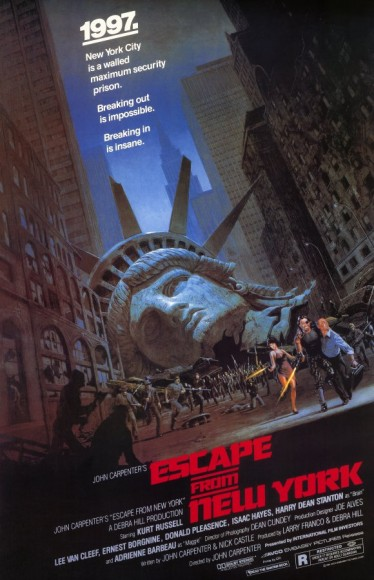 New York'tan Kaçış – Escape From New York (1981)