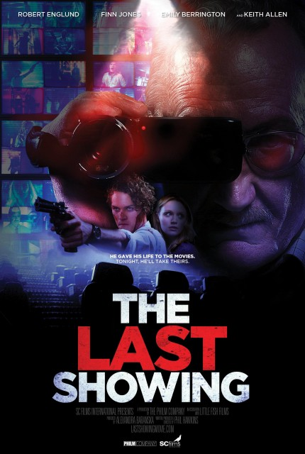 Ölümcül Seans – The Last Showing (2014)