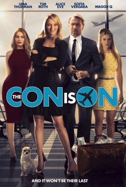 İngilizler Geliyor - The Con Is On: The Brits Are Coming (2018)