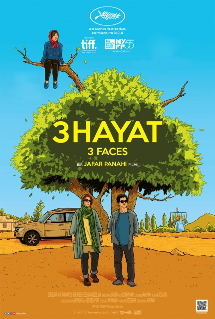 3 Hayat – 3 Faces – Se rokh (2018)