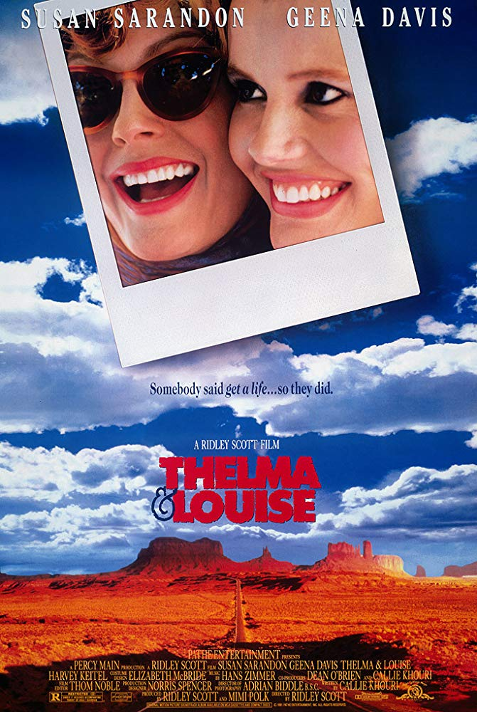 Thelma ve Louise – Thelma & Louise (1991)