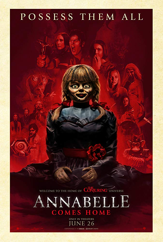 Annabelle 3 – Annabelle Comes Home (2019)
