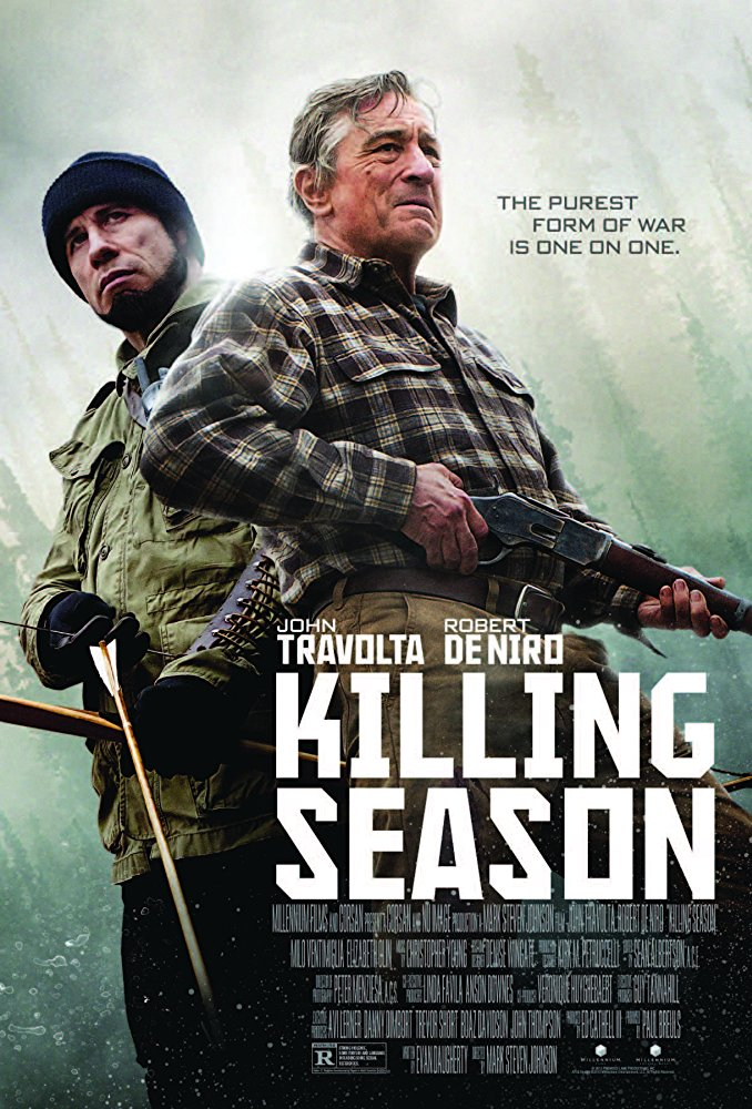 Av Mevsimi – Killing Season (2013)