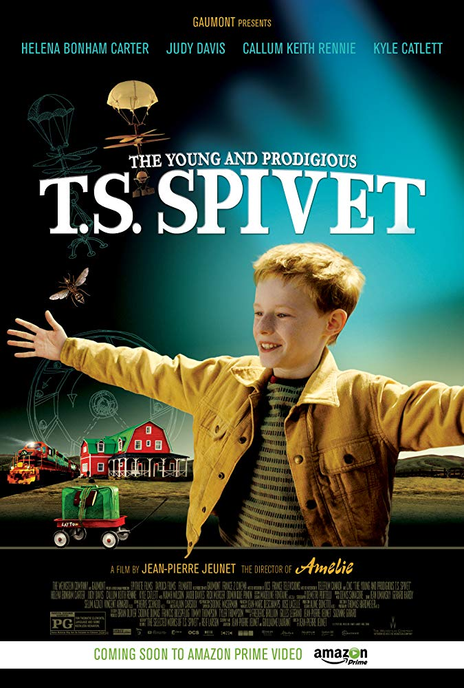 Kahraman Çocuk – The Young and Prodigious T.S. Spivet (2013)