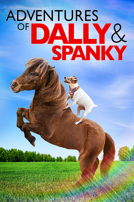 Dally ve Spanky'nin Maceraları – Adventures of Dally & Spanky (2019)