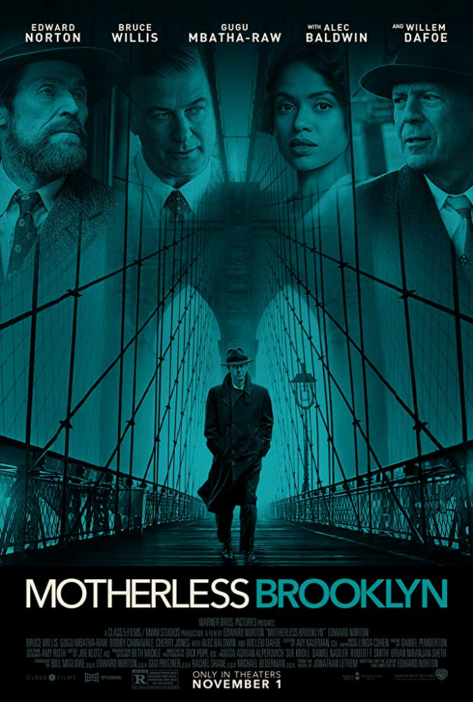 Öksüz Brooklyn – Motherless Brooklyn (2019)
