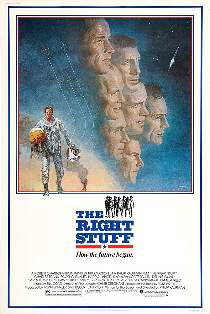 Boşluktaki Kahramanlar – The Right Stuff (1983)