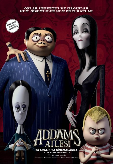 Addams Ailesi – The Addams Family (2019)