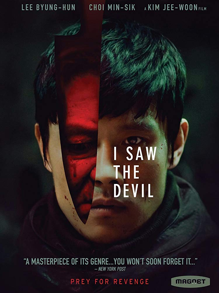 Şeytanı Gördüm – I Saw The Devil – Ang-ma-reul bo-at-da (2010)