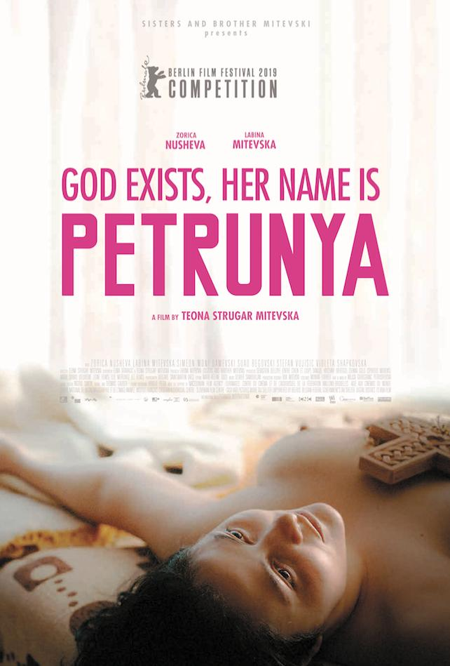 Onun Adı Petrunya – God Exists, Her Name Is Petrunya (2019)