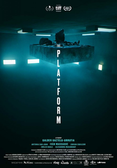 The Platform – El Hoyo (2019)