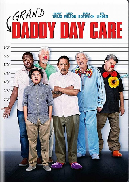Büyükbabalar Yuvada – Grand-Daddy Day Care (2019)