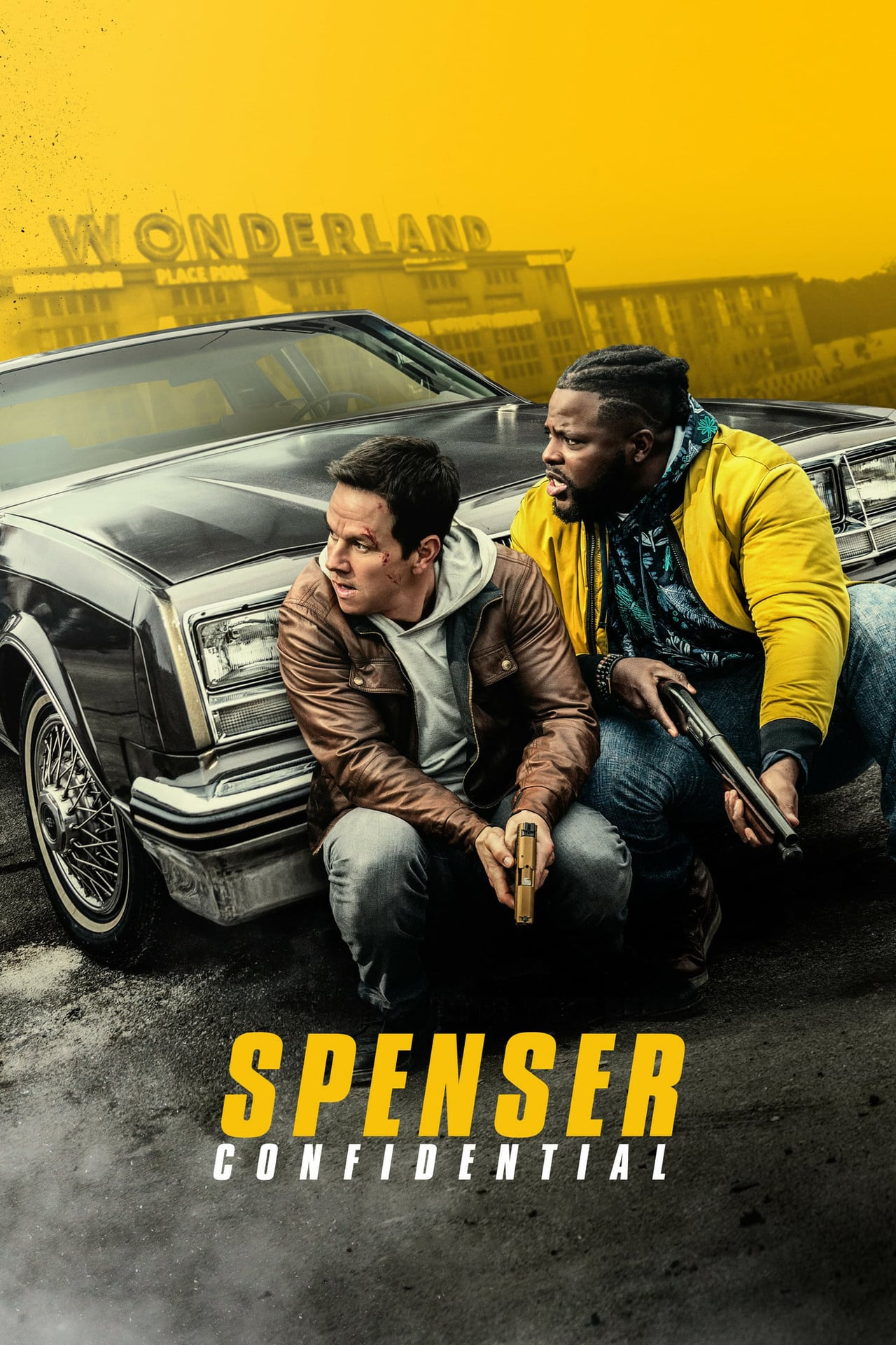 Spenser Kanunları – Spenser Confidential (2020)
