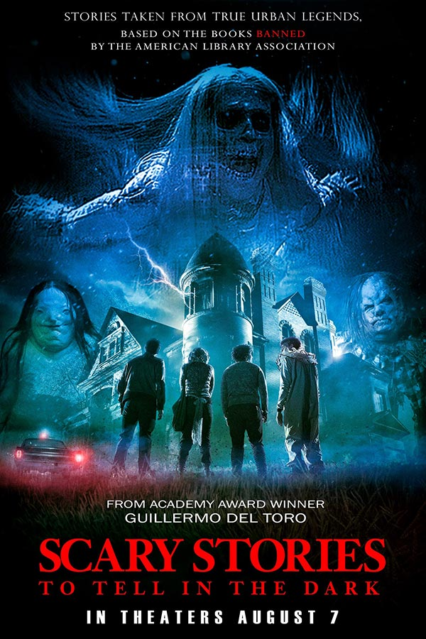 Korku Hikâyeleri – Scary Stories to Tell in the Dark (2019)