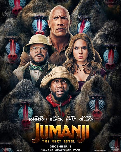 Jumanji: Yeni Seviye – The Next Level (2019)