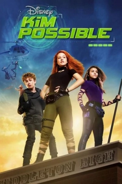 Kim Possible: Film Başlıyor (2019)