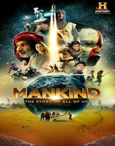 İnsanoğlu – Mankind The Story Of All Of Us (2012)