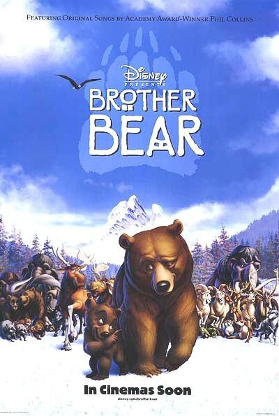 Ayı Kardeş – Brother Bear (2003)